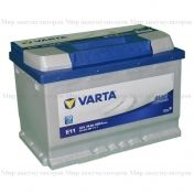 VARTA Blue Dynamic 74 а/ч (обр.пол.) (574 012 068)